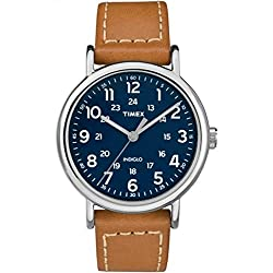 Image of the product Timex Mens Weekender 2 that is listed on the catalogue brand of Timex. This item has been rated with a 5.0 scores over 5