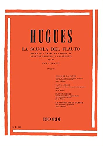 Livre gratuits en ligne La Scuola Del Flauto Op. 51 - I Grado epub pdf