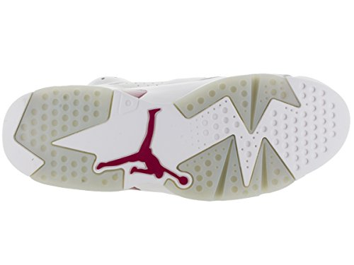Nike Air Jordan Retro VI 6 Maroon (42 / 8.5 us / 7.5 uk)