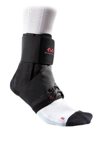 195T-BL-XL Brace Ankle Ultralight Black XL with Figure 8 Strap Part# 195T-BL-XL by McDavid Knee Guard, Inc. - Guard Knee Mcdavid