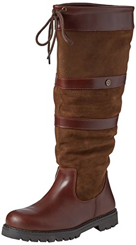 Cabotswood Highgrove, Scarpe da Escursionismo Donna Brown (Oak/Bison)
