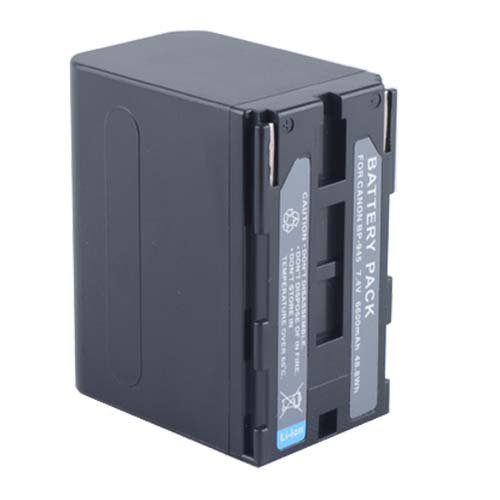 Bp 945 Compatible Battery - Battery Pack for Canon BP-930 BP-945 Li-ion Rechargeable Battery