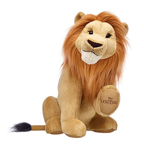Build A Bear Workshop Disney The Lion King Simba