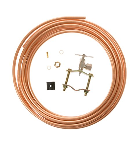 GE Part Number WX8X1 15' COPPER IM HOOKUP