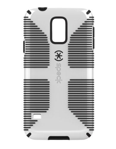 Speck Products Samsung Galaxy S5 CandyShell Grip  - White...