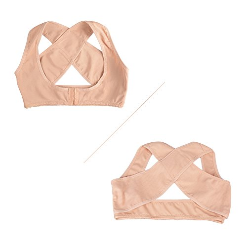 Befen Women Chest Brace Posture Corrector Brace Chest Bra Support Upbra Prevent Humpback (M) by befen (Image #5)
