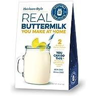 Buttermilk - Starter Culture - Tangy, creamy, delicious, probiotic, heirloom, non-GMO