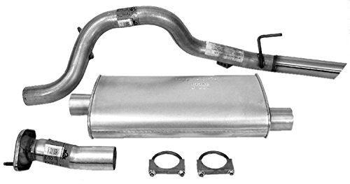 Jeep Exhaust System Liberty - Dynomax 19392 Exhaust System