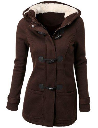 coat zipper brown 35 - 4