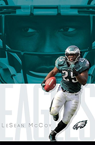 - Philadelphia Eagles - L Mccoy 14 Poster 22 x 34in