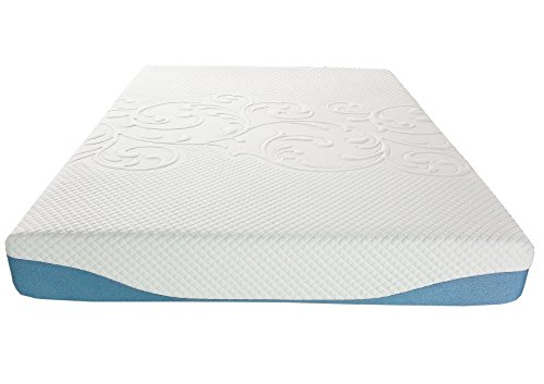 """Synwell Sleep 9"""" H, Full  Gel Infused Ventilation Memory Foam Mattress Y & L"""