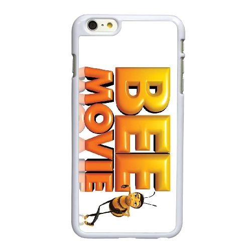 Bee Movie iPhone 6 6S 4,7-Zoll-Handy-Fall hülle weiß P6O3ULBCOK