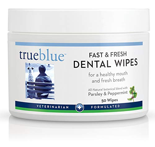 (True Blue Fast and Fresh Dental Swipes, (50 Count))