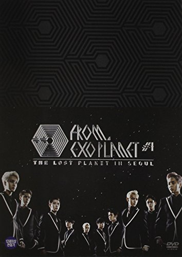 EXO - Exo from. Exoplanet No.1-The Lost Planet (Asia - Import, NTSC Format, 3PC)