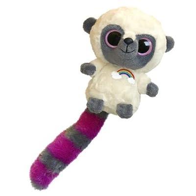 "Aurora YooHoo Rainbow Violet Purple Bushbaby 5"": Toys & Games"