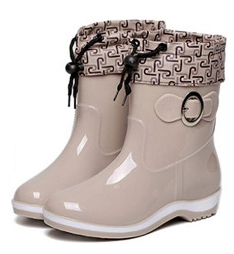 boots for rain for women size 5 - 8