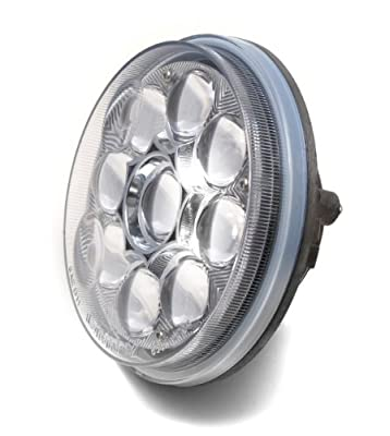 "Unity U-8547 30W 6"" Diameter LED Clear Replacement Spot Lamp"