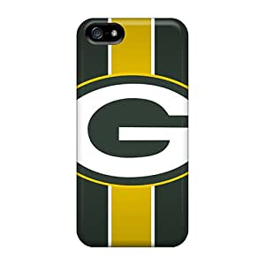 Apple Iphone 5/5s EeG19994hgNO Unique Design Beautiful Green Bay Packers Skin Scratch Protection Hard Phone Case -AshtonWells