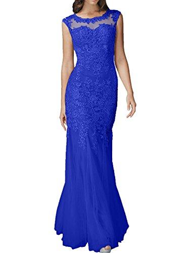 Meerjungfrau Royal Weiss Braut La Damen Marie Traumhaft Partykleider Blau Abendkleider Kleider Brautmutterkleider H0wOqBw