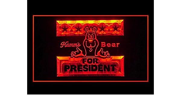 Hamm/'s Beer Flag 3x5 ft White Banner Man-Cave Bar Pub Retro Classic Logo New