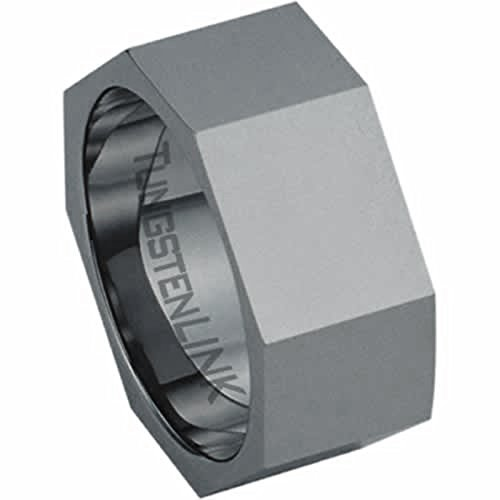 Tungsten Carbide Ring Polished Finish product image