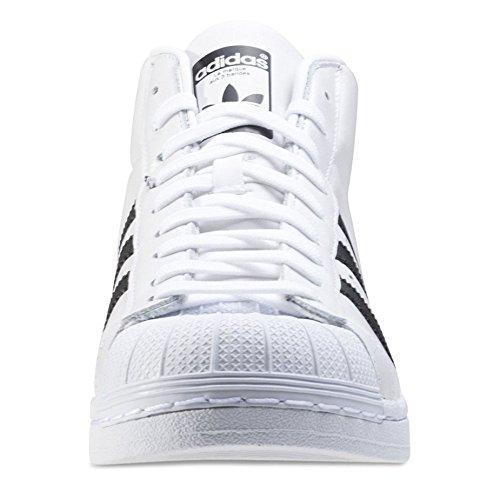 Scarpa black Promodel 5 7 adidas white nYfwvq77