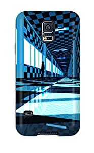 Galaxy S5 Cover Case - Eco-friendly Packaging(abstract Cgi) by icecream design