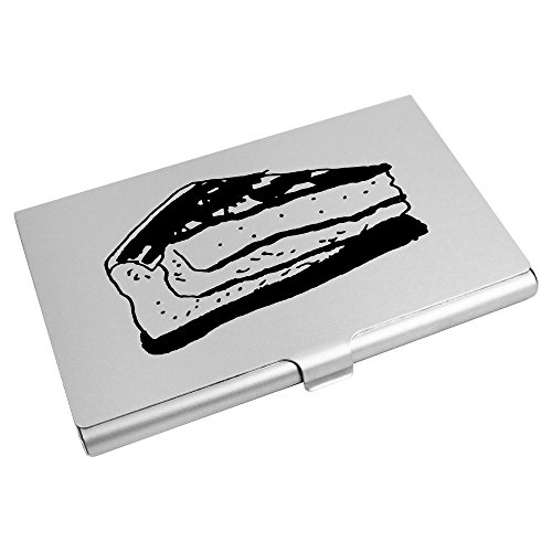 Business 'Cake CH00013165 Slice' Card Wallet Holder Card Azeeda Credit UHq6zwRR