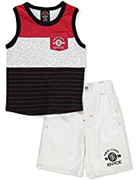 Baby Boys 2-Piece Shorts Set Outfit
