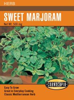 Heirloom Sweet Marjoram