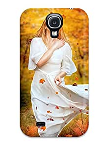 Cute High Quality Galaxy S4 Autumn Path Case