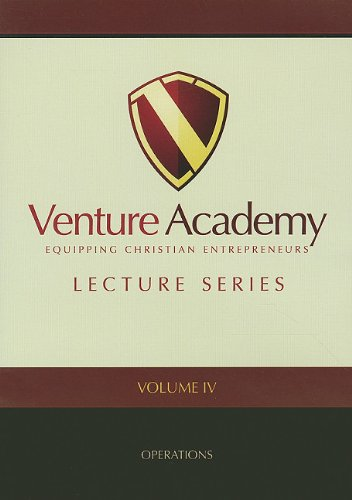 Venture Academy Lecture Series: Volume Four- - Ventura Outlet Mall