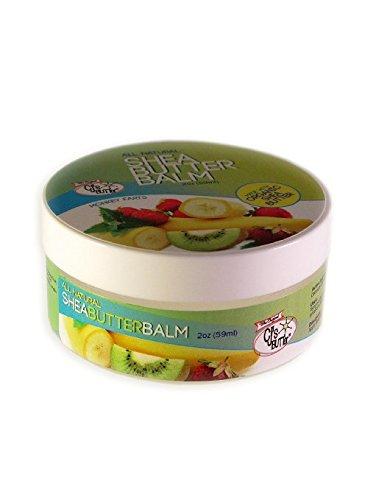 The Original CJ's BUTTer® All Natural Shea Butter Balm - Monkey Farts, 2 oz. Jar