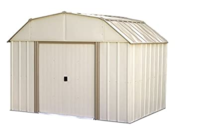 Lexington 10 ft. x 8 ft. Steel Storage Shed(10 x 8 ft.3,0 x 2,3 m)