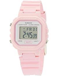 Relógio Digital Feminino Casio LA-20WH-4A1DF