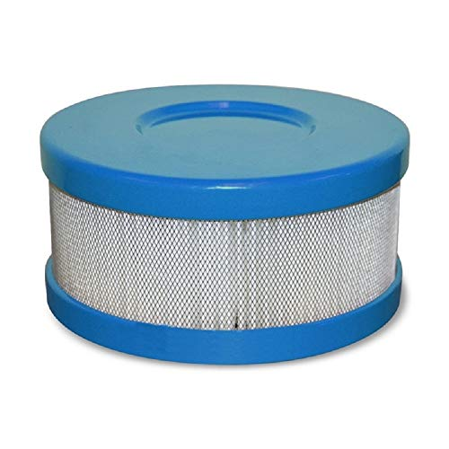 AirFiltration.ca Powerful Amaircare HEPA Snap On - ROOMAID Blue Replacement Filter Cartridge (Single)