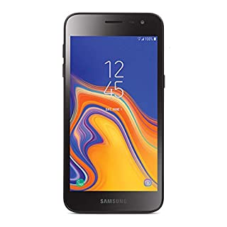 Simple Mobile Samsung Galaxy J2 4G LTE Prepaid Smartphone (Locked) - Black - 16GB - Sim Card Included - GSM