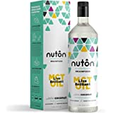 Ultra Premium MCT Oil by Nuton, 33.8 oz, C8 and C10 only Blend from Organic Coconuts - 33.8oz (1 Liter) | Same Formula as Bulletproof XTC Oil for Bullet Proof Coffee Diet | Keto and Paleo Certified