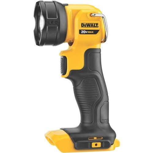 Factory Reconditioned DEWALT DCL040R - 20V MAX* LED Work Light (Certified Refurbished) ()