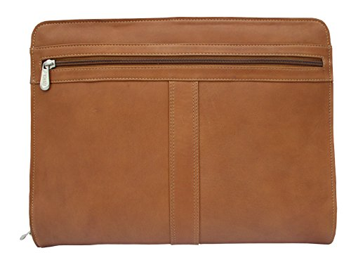 Piel Leather Entrepeneur Three-Way Envelope Padfolio in - Padfolio Junior Iii