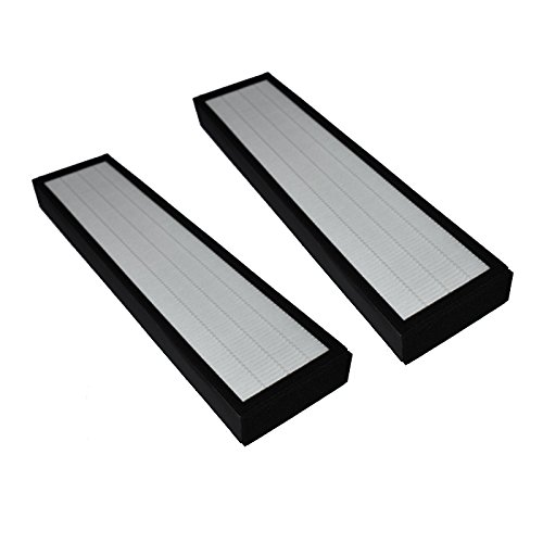 2 Pack New True HEPA Replacement Filter for GermGuardian FLT5000/FLT5111 AC5000 Series, Filter C Germ Guardian Filters