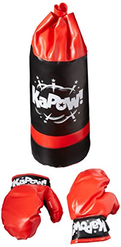 Schylling Punching Bag & Glove Set (for children) (Kapow Toys)