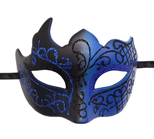 Masquerade Mask Men Women Halloween Mardi Gras Carnival