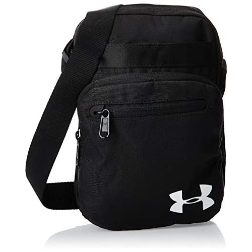 chollos oferta descuentos barato Under Armour Under Armour Crossbody 1327794 001 Bolso Bandolera 23 Centimeters 2 5 Negro Black Talla única