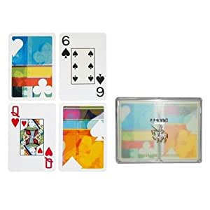 Copag Silver Series Bridge Size Playing Cards (Casual)