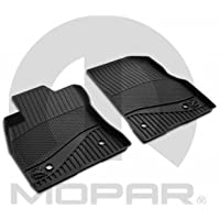 Dodge Promaster City Mopar Front All Weather Slush Mats - 82214397 by Mopar