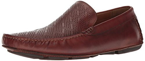 Kenneth Cole Reaction Hombres Status Symbol Slip-on Loafer Coñac