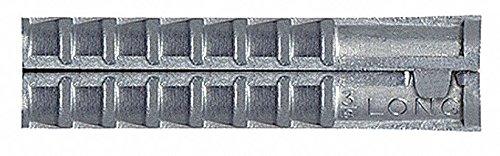 2-1/2'' Zinc Alloy Expansion Anchor, 3/8'' Internal Thread Dia., 25 PK