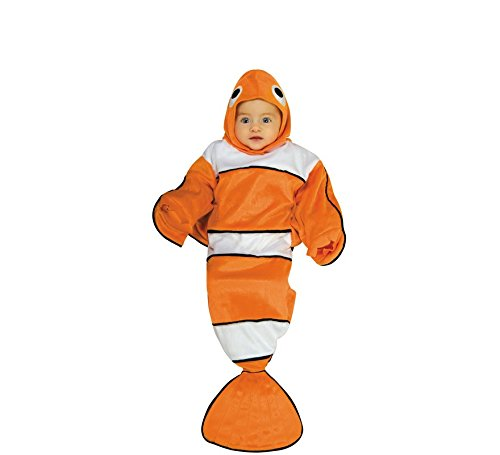 Lil Guppy Baby Infant Costume - Newborn]()