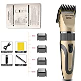 HAHAKEE Professional Hair Clippers, Rechargeable
